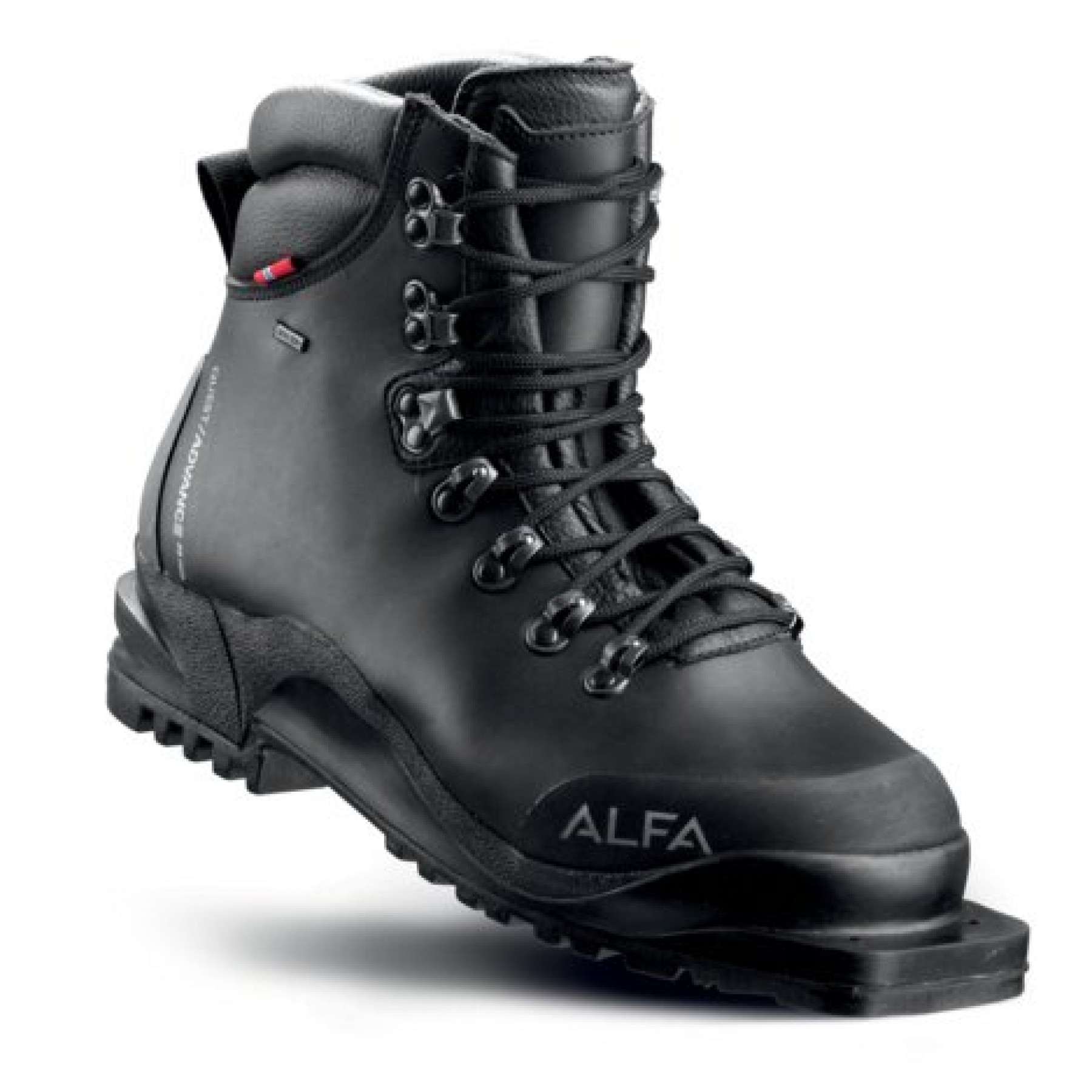 Alfa Quest Advance 75 mm fjellskistøvler