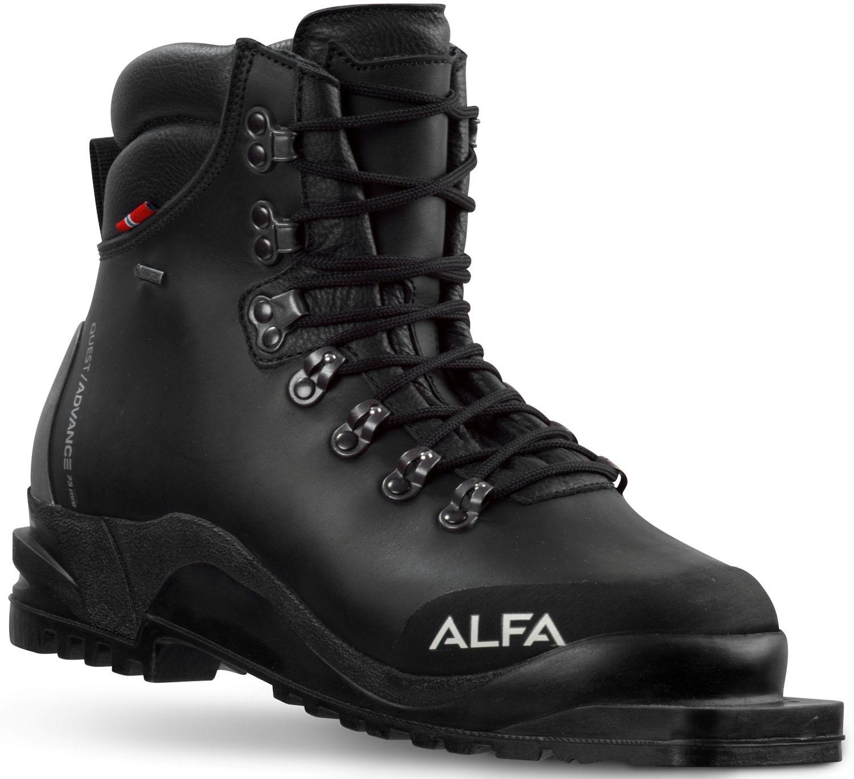 Alfa Quest Advance dame 75 mm fjellskistøvler