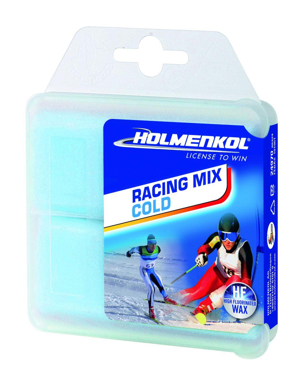 Holmenkol RacingMix Cold fluorvoks -10 - -18 C