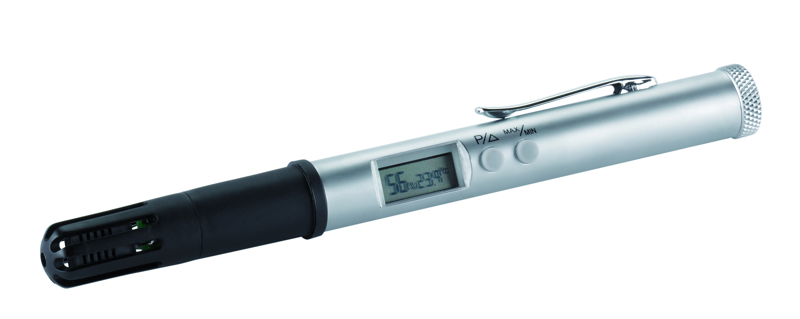 Holmenkol digitalt Thermometer - Hygrometer