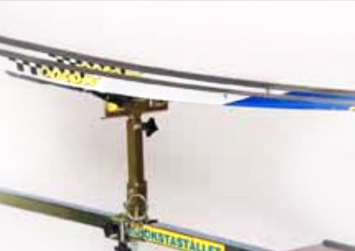 Krokstadstellet Sprint 105 smørestativ m/smøreprofiler