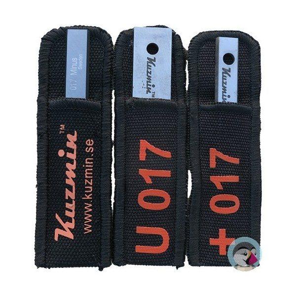 Kuzmin 3 pack 017 siklinger (+, -, U)