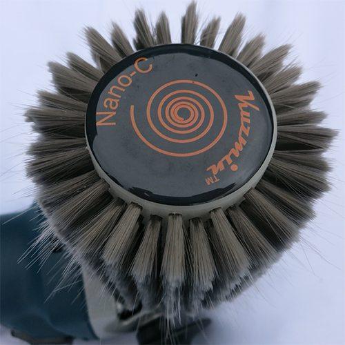 Kuzmin Nano-C børste