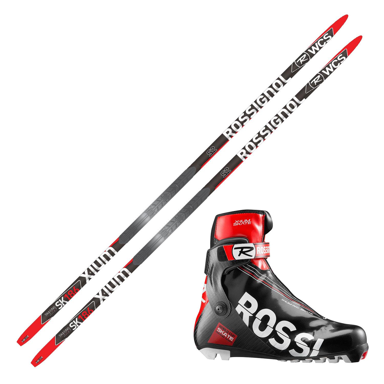 Langrennspakke Rossignol X-ium WCS skate