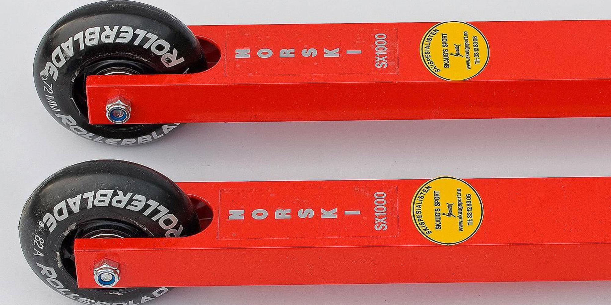 Norski SX1000 jr. skate