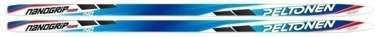 Peltonen Nanogrip jr. ski m/bindinger