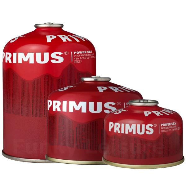 Primus power gas til skismørebrenner