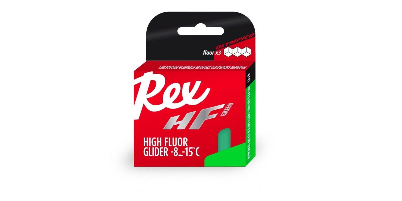 Rex HF glider grønn - 8 - -15 C (40 gr.)