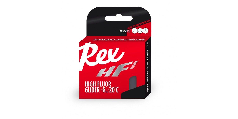 Rex HF glider svart - 8 - -20 C (40 gr.)