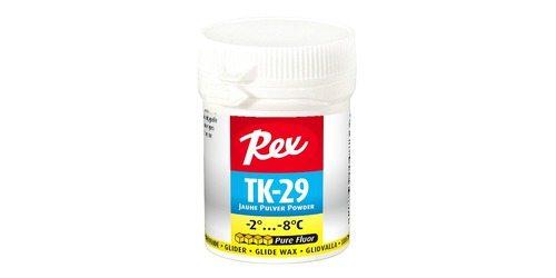Rex fluorpulver TK 29 -2 - 8 C