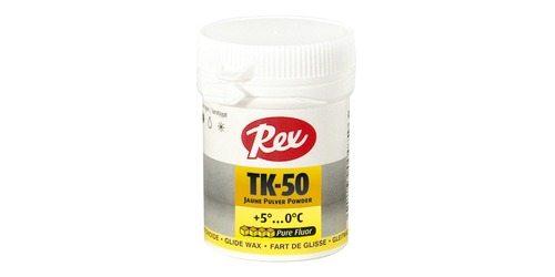 Rex fluorpulver TK-50 +5 - -0C