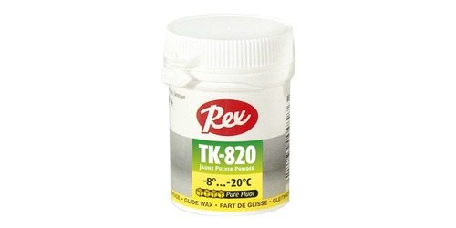 Rex fluorpulver TK 820 - 8 - 20 C