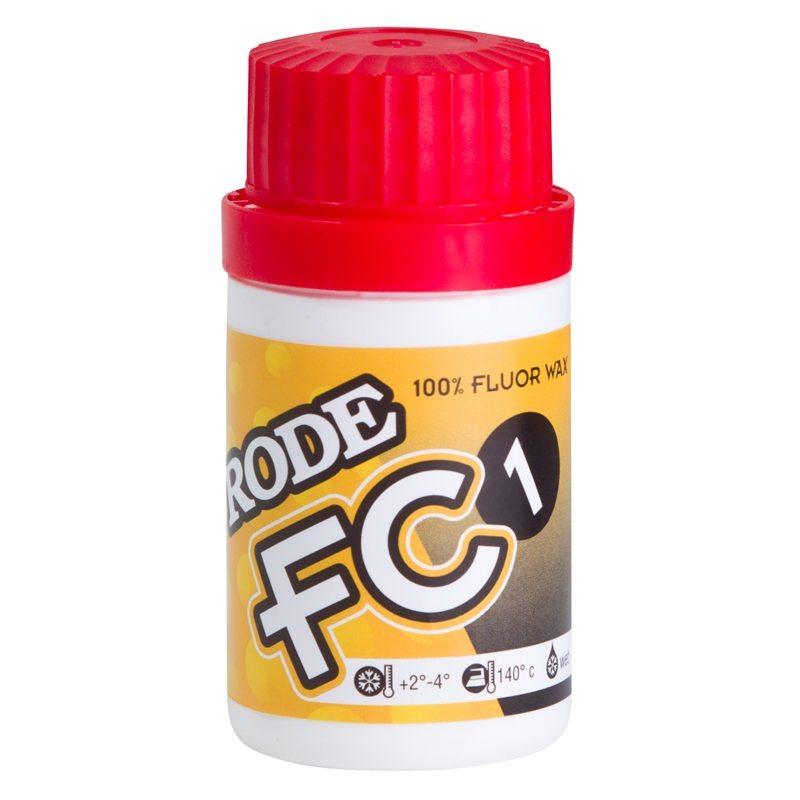 Rode FC1 fluorpulver +10 - -7 C