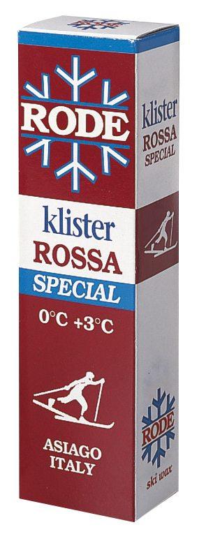 Rode K46 Rossa spesialklister 0 - +3 C