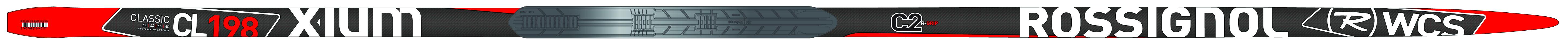 Rossignol X-ium classic WCS C2 R-Grip (zero-ski) 15/16