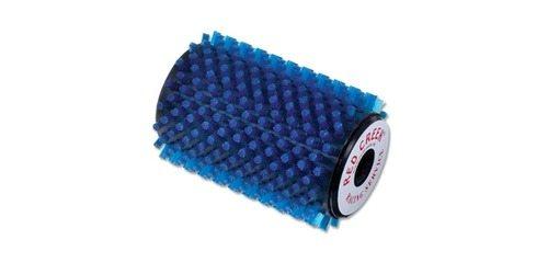 Rotorbørste blå nylon