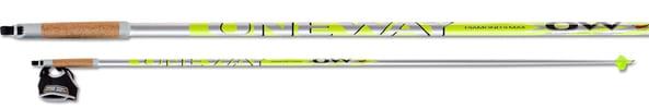Rulleskistaver OneWay Diamond 930 carbon