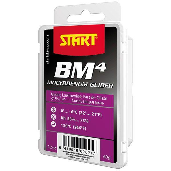 Start BM 4 HF/molybden glider 0 - -6 C