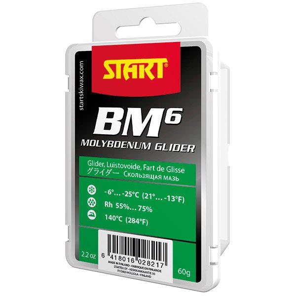 Start BM 6 HF/molybden glider -6 - - 25 C