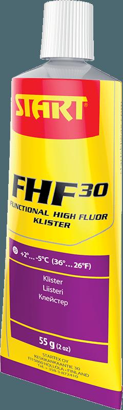 Start FHF30 fluorklister +2 - -5 C