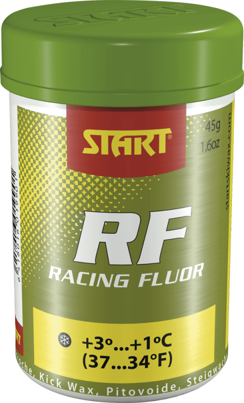 Start Racing fluor gul +3 - +1 C