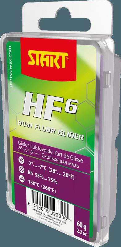Start glider HF6 lilla -2 - -7 C