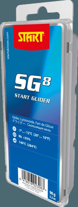 Start glider SG8 grønn -10 -30 C