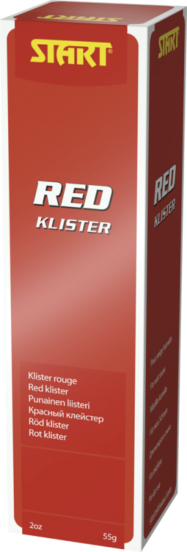 Start klister MFW rødt +1 - -5 C