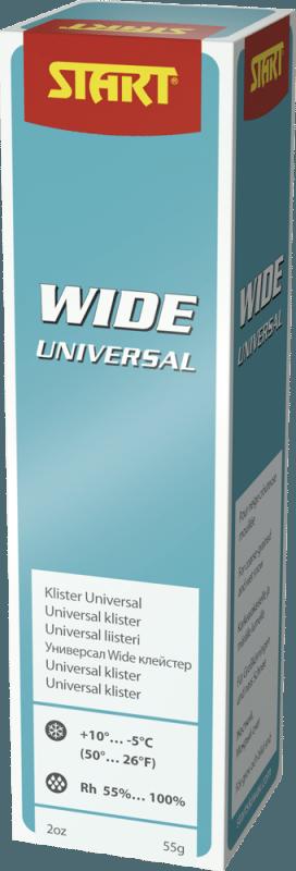 Start klister Universal Wide +10 - -5 C