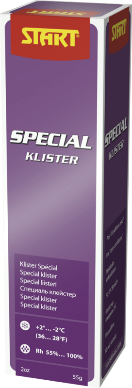 Start klister violett special +2 - -2 C