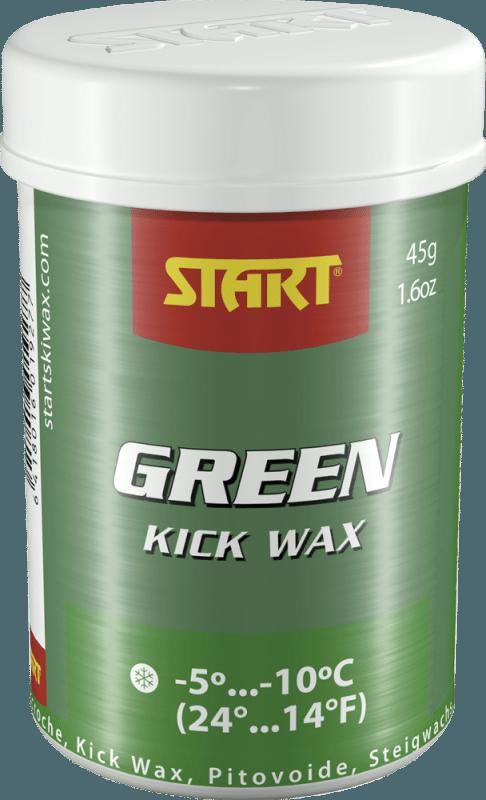 Start tørrvoks Racing spesial grønn -7 - -15 C
