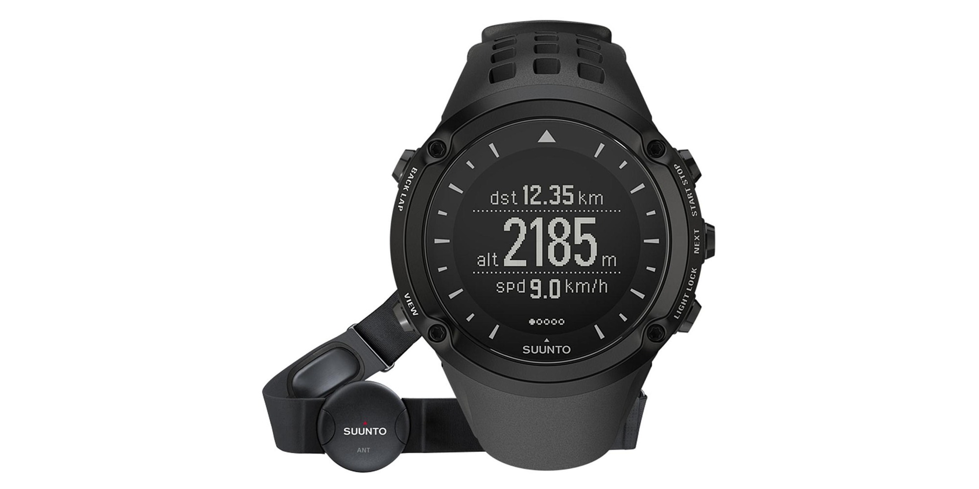 Suunto Ambit black (HR) m/GPS