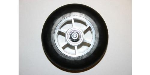 Swenor Skate jr. hjul komplett - plast 80 mm