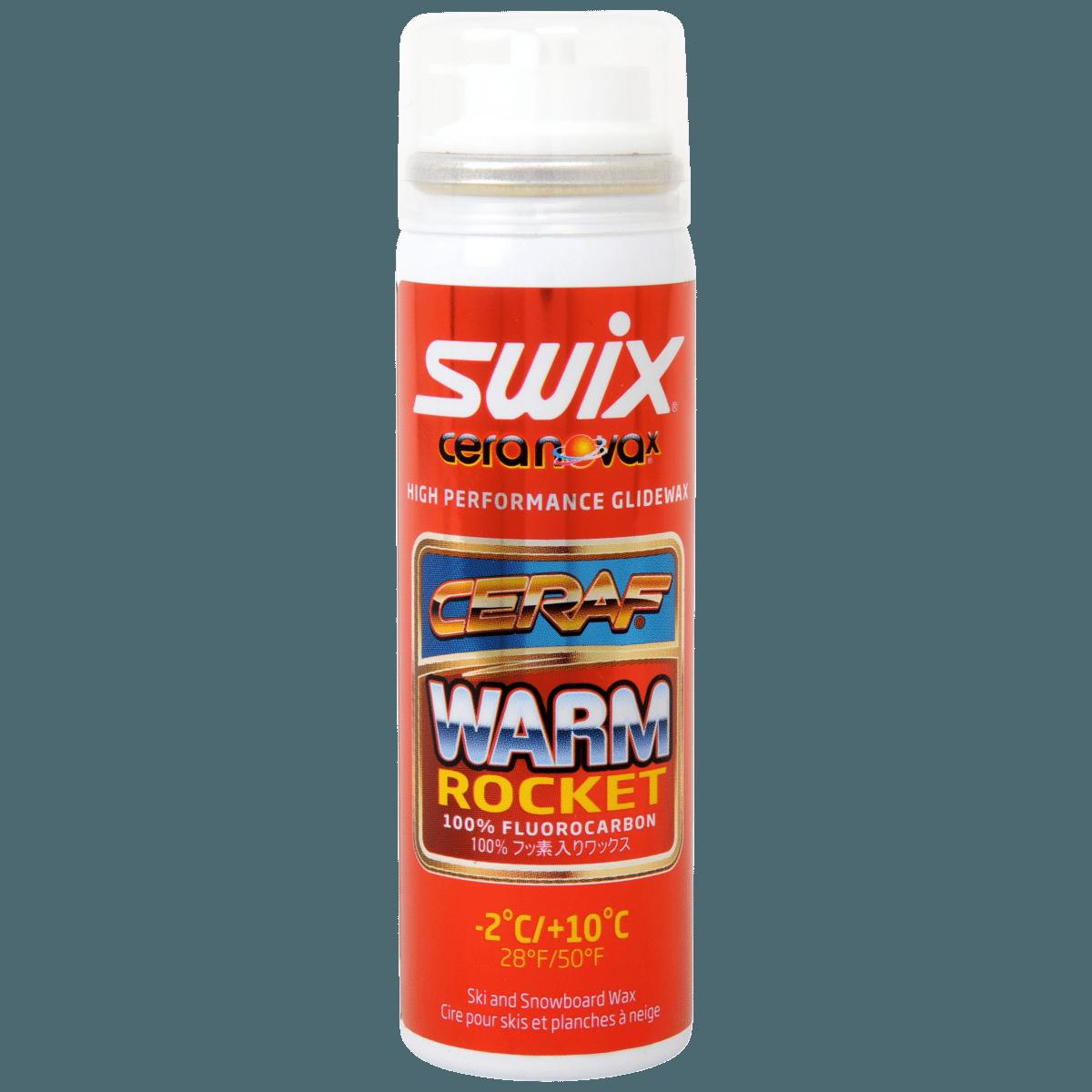 Swix Cera F Rocket spray FC8AC -2 - +10 C