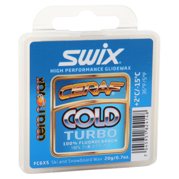 Swix Cera F Solid cold turbo +2 - -15 C