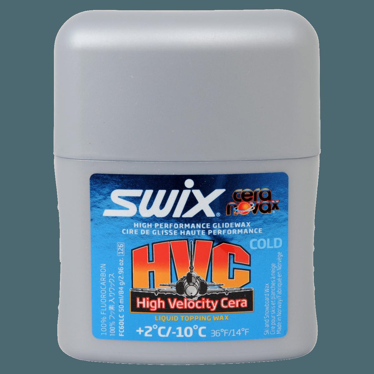 Swix HVC kald flytende Cera topping -2 - -10 C