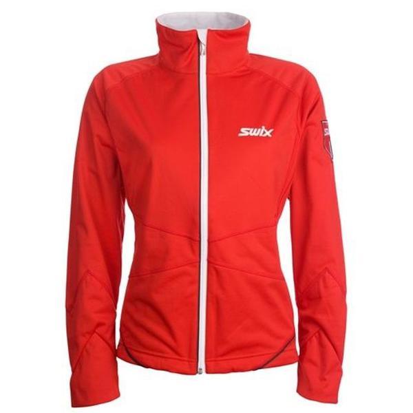Fasjonable Swix RaceX jakke dame - Skaug Sport LW-14