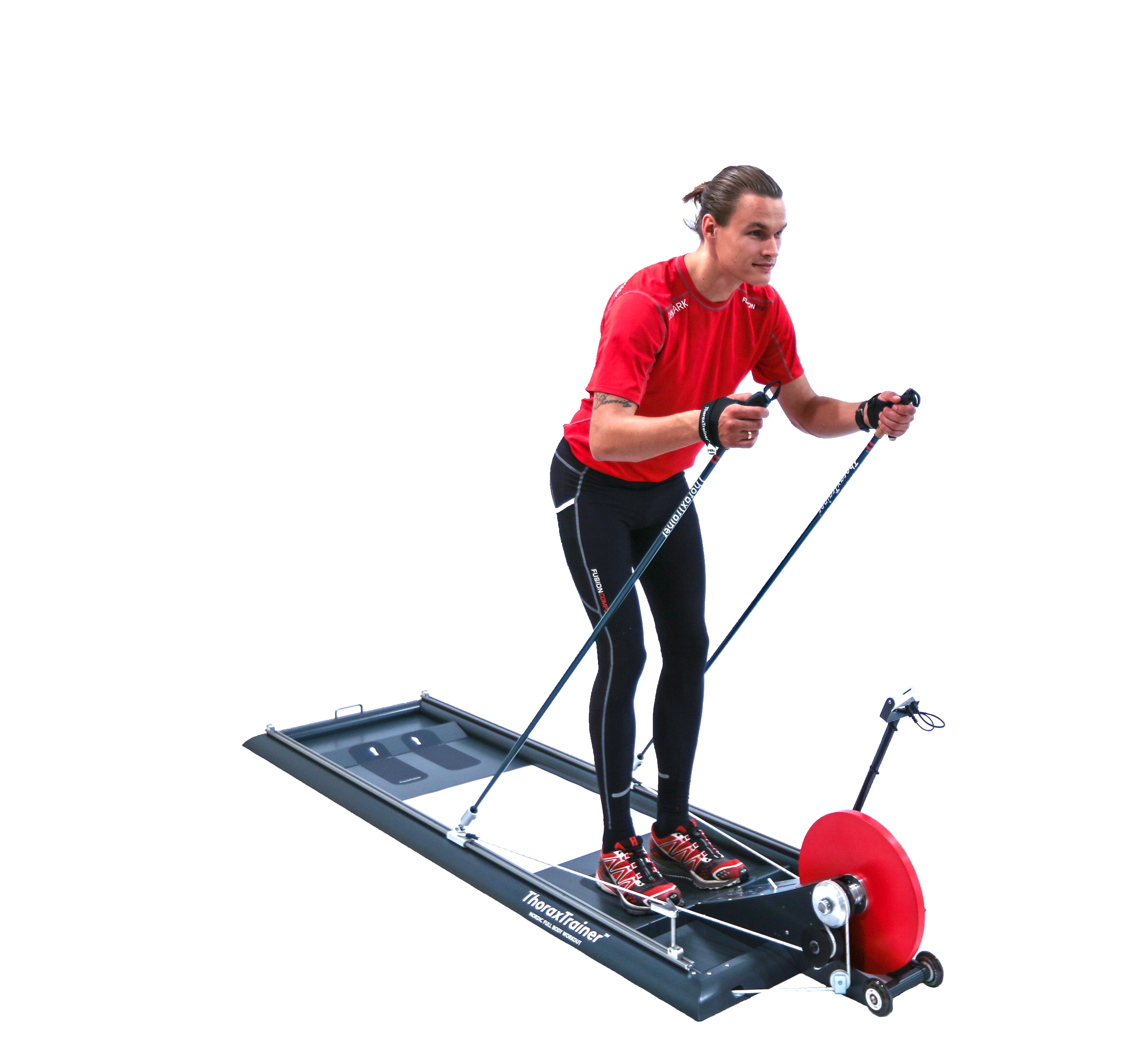 Thorax Trainer Stakemaskin m/computer