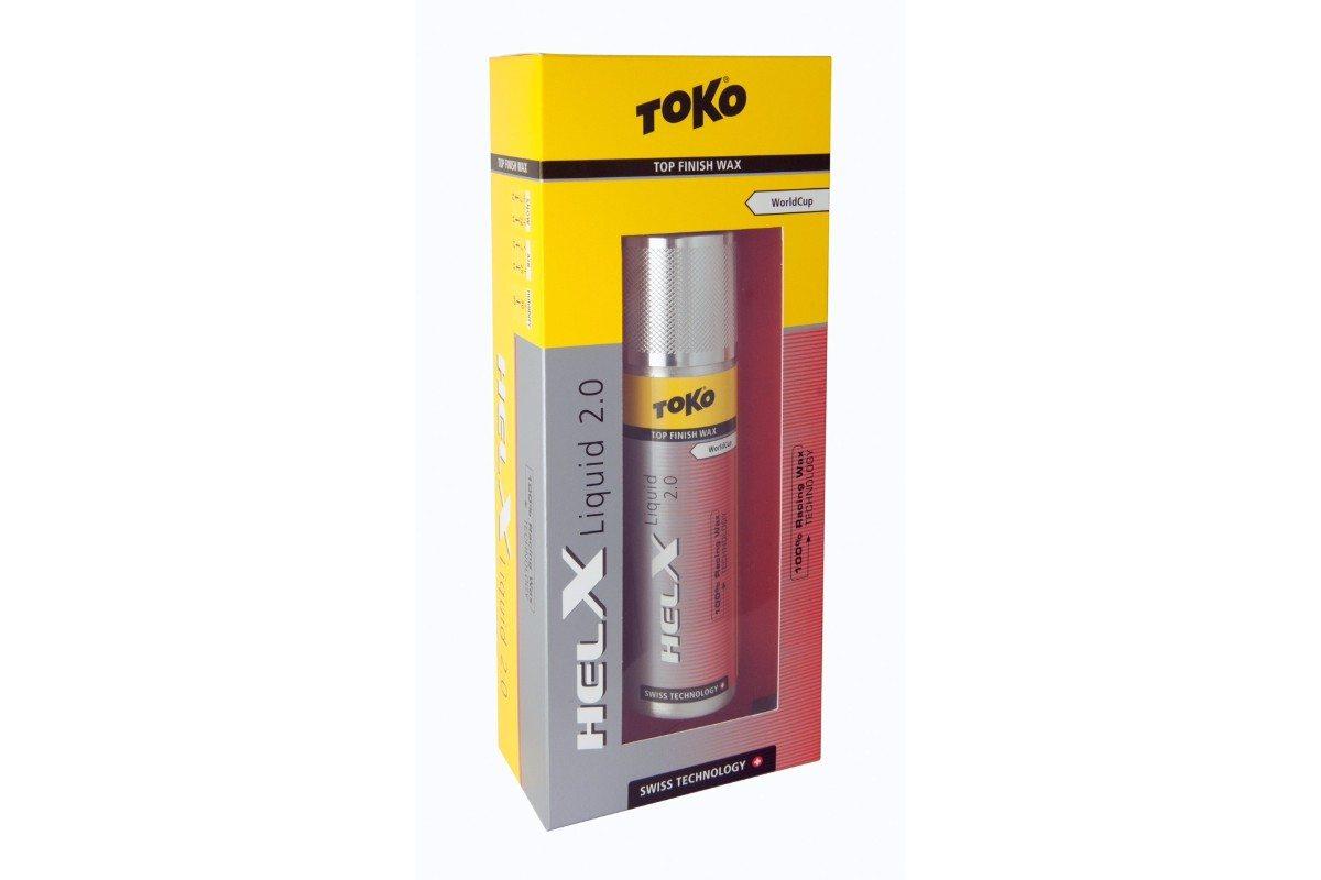Toko Helx red fluor spray -4 - -10 C
