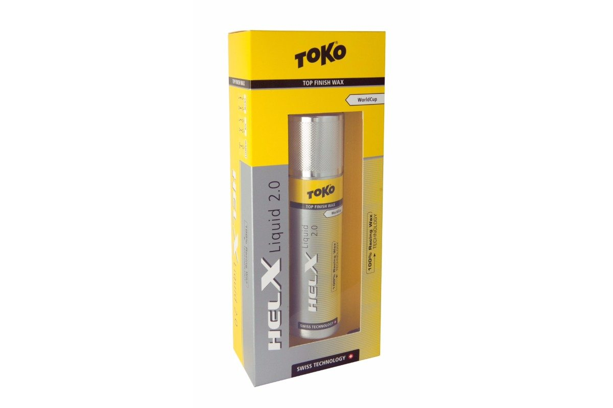 Toko Helx yellow, varm fluor spray -4 - +10 C