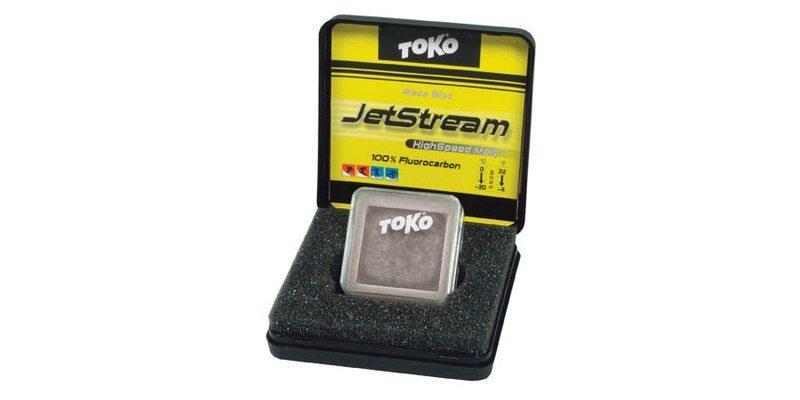 Toko JetStream fluorblock high speed rød -2 - -12 C