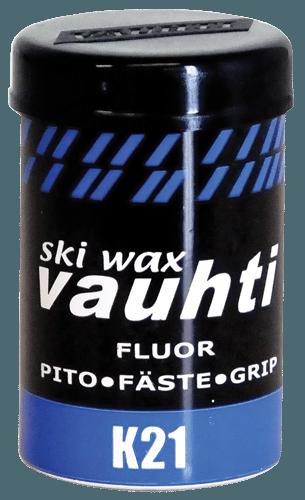 Vauhti tørrvoks fluor K21 blå -4 - -10 C