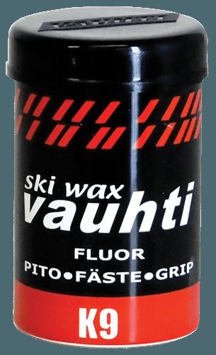 Vauhti tørrvoks fluor K9 rød +2 - -1 C